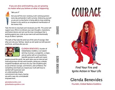 Courage: Find Your Fire and Ignite Action in Your Life