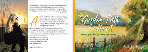 The Garden Path to My Heart: Finding Inner Light through Poetry