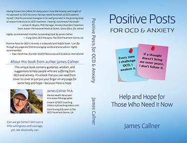Positive Posts for OCD & Anxiety: Help and Hope for Those Who Need It Now