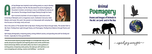 Animal Poemagery: Poems and Images of Animals in the Air, on Land, and in the Sea