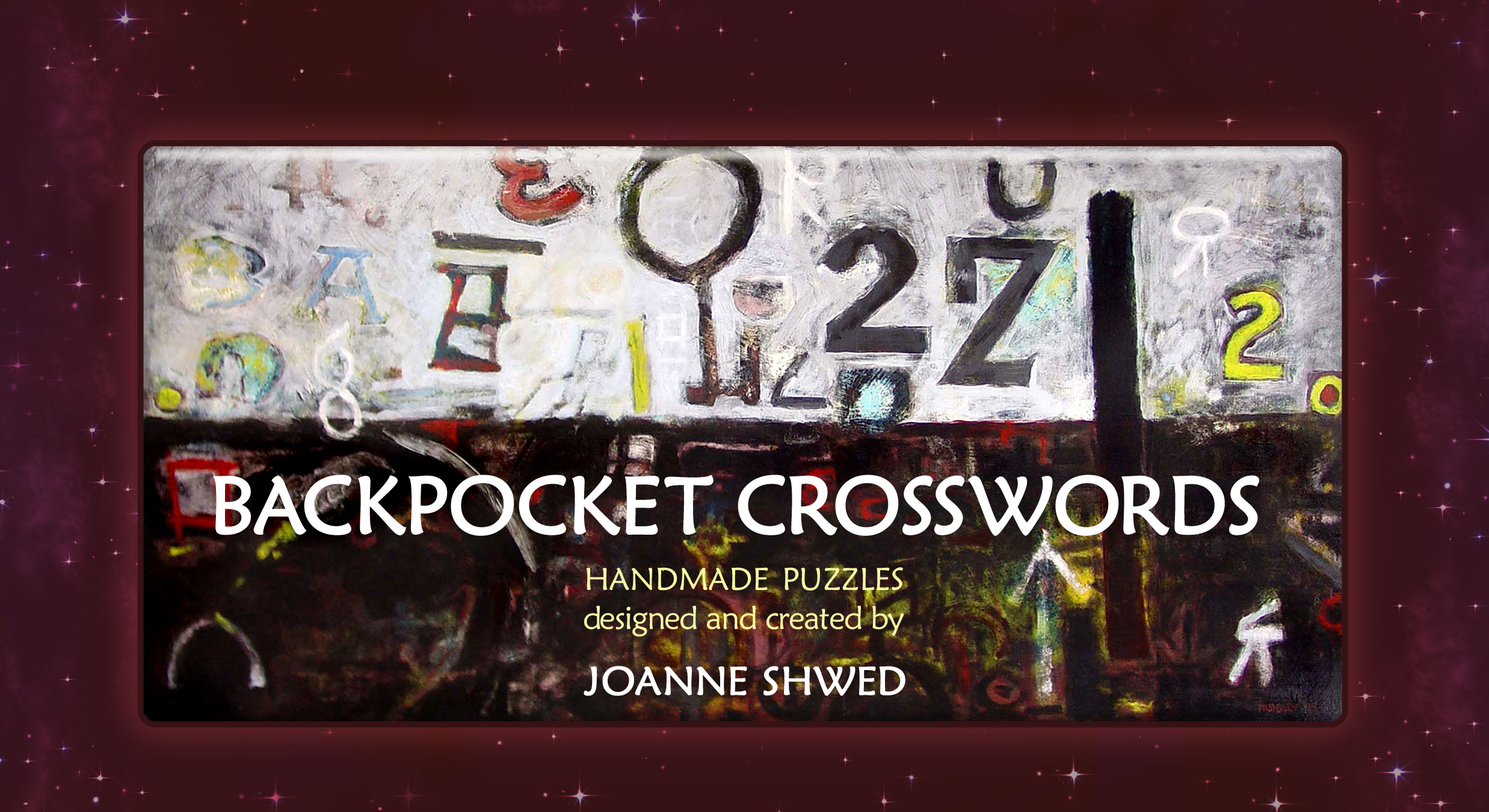 Backpocket Crosswords: Handmade Puzzles
