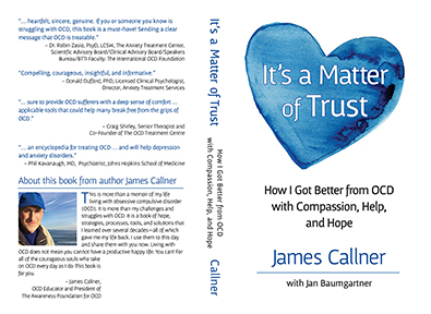 It's a Matter of Trust: How I Got Better from OCD with Compassion, Help, and Hope